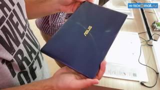 Asus ZenBook 3 – главный конкурент MacBook