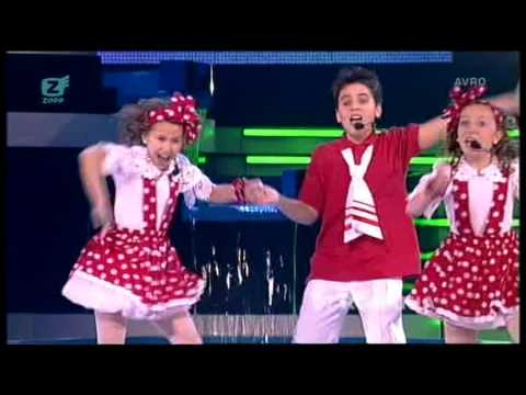 Junior Eurovision 2007: 4Kids - Sha-la-la (Romania)