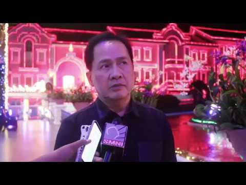 PASTOR APOLLO C.  QUIBOLOY THE MAN BEHIND CHRISTMAS VILLAGE