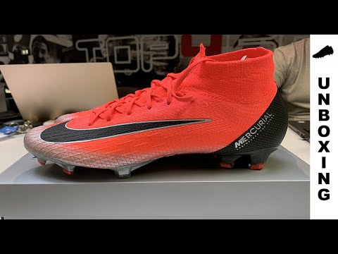 Cinco Problema Lujo  Nike Mercurial Superfly 6 Elite FG CR7 Chapter 7: Built On Dreams -  Red/Black - YouTube