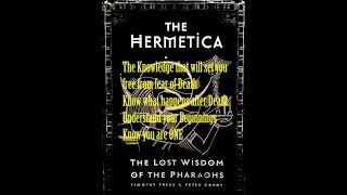 The Hermetica - Creation - Living Cosmos - Circle of Time - The GODS