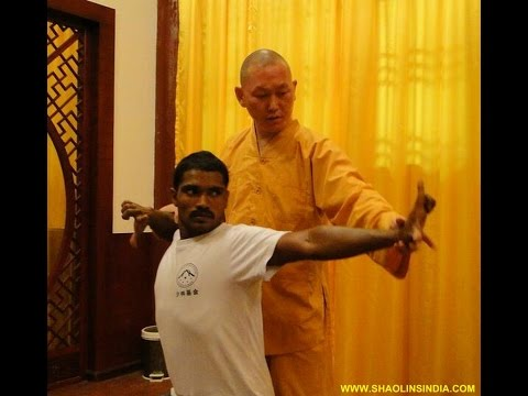 China Shaolin Temple Kung-fu School India Best Martial arts Monk Master Prabhakar Reddy