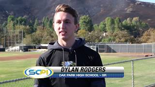 Building Character: Oak Park's Dylan Rodgers