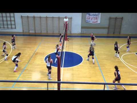 [Allieve CSI] Pol. Berbenno vs Volley Curno 2010