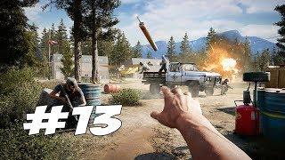 СНОС РАДИОВЫШЕК - Far Cry 5 - ПОМОЩЬ БРИГГСУ - Прохождение на русском #13