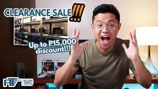 Laptop Clearance Sale sa Gilmore, Quezon City!