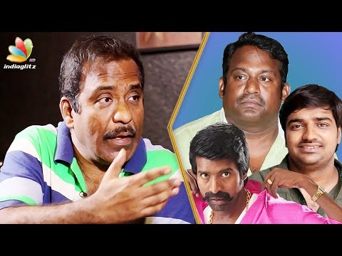 Charle comments on performance of today's comedians | Interview | Velaikkaran Movie