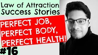 Law of Attraction Success Series #16 - Weight Loss, Perfect Body, Promotion, Perfect Health, Job