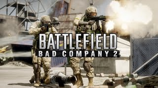 Battlefield: Bad Company 2 - PS3 - Multiplayer - Panama Canal - 1080p [HD] - 60fps