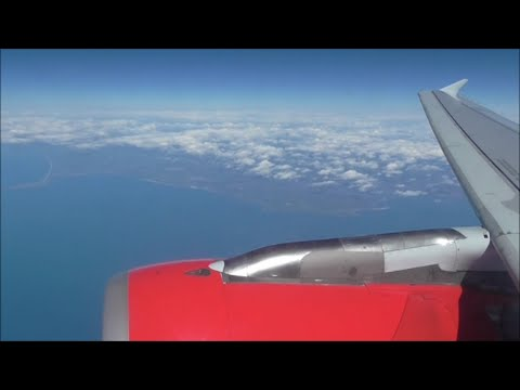 Iberia Express Airbus A320-214 | London Gatwick to Madrid *Full Flight*