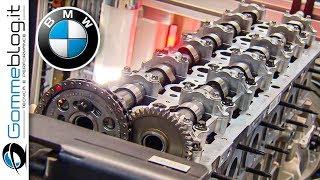 BMW Diesel ENGINE - сборочный конвейер автомобильного завода cмотреть видео онлайн бесплатно в высоком качестве - HDVIDEO