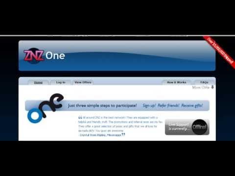 Key Marketing Network ZNZ Step 1