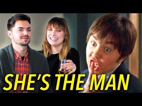 Drunk Movie Review: She's the Man feat. Elliott Morgan