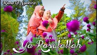 Sholawat Merdu YA ROSULALLAH Runa Syakira [ Official Music Video ]