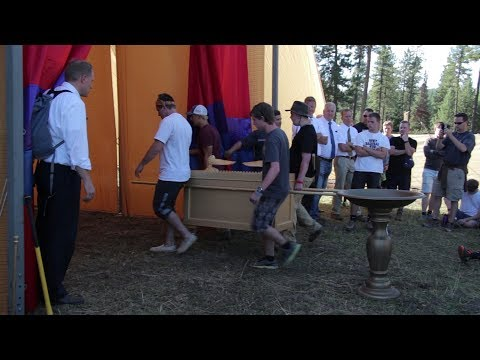 Tabernacle Of Moses Camp 2015