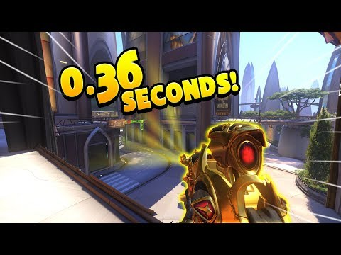 6 Kills In 0.36 Seconds..!! - Overwatch Hexakills Montage