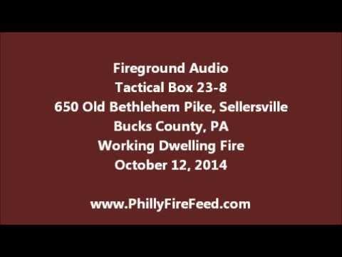 Fire Audio, 650 Old Bethlehem Pike, Sellersville, PA, 10-12-14