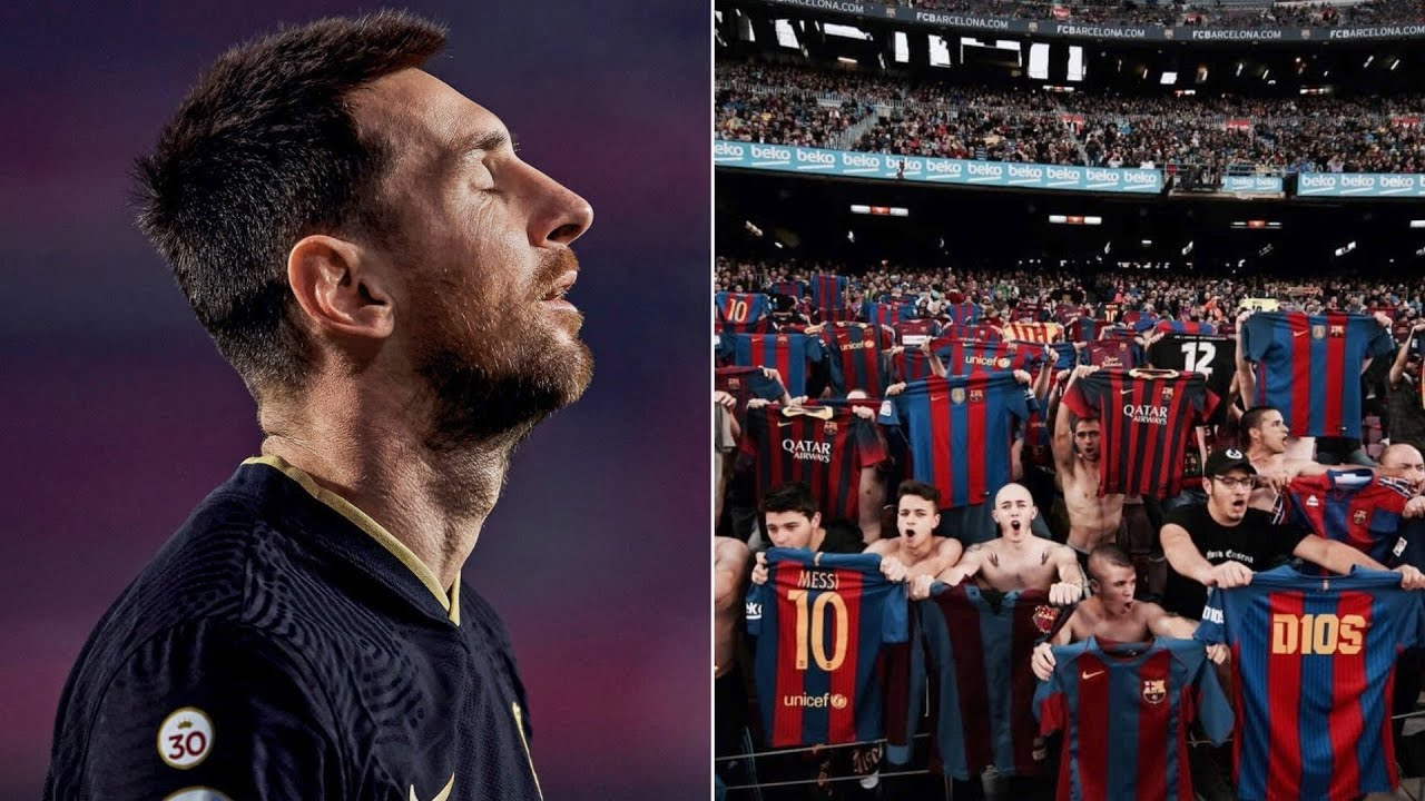 LIONEL MESSI WILL NOT CONTINUE AT BARCELONA... Is this the end?