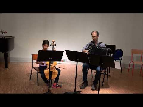 François Couperin - Gavotte pour viole de gambe (extrait)