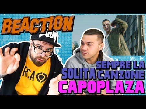 CAPO PLAZA - Giovane Fuoriclasse (prod. AVA) | RAP REACTION 2017 | ARCADE BOYZ
