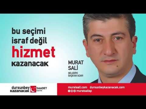 SP Dursunbey Belediye Başkan Adayı Murat SALİ Seçim Müziği HD