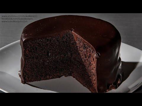 Mini Chocolate Mud Cake Recipe Fudge Cake Recipe