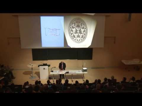"""IST Lecture: """"Before the Beginning and Beyond Eternity"""" by Sir Roger Penrose"""