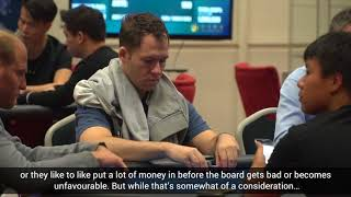 Daniel Cates on Game Theory Optimal Poker Play | Paul Phua Poker