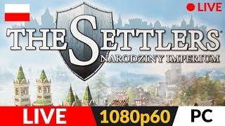 THE SETTLERS 6: Narodziny Imperium ???? LIVE ⚔️ Misja 16 - Ostatnia! / Dziś tylko ta misja :( - Na żywo