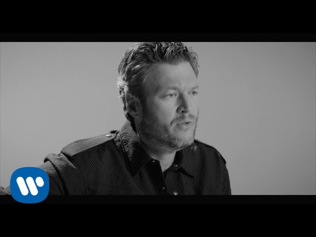 Blake Shelton - Savior's Shadow