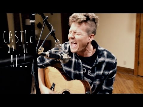 """Ed Sheeran - """"Castle On The HIll"""" (Tyler Ward Acoustic Cover)"""