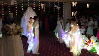 Выход невесты на  узату той 26.08.2016