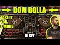 DOM DOLLA Best Songs Mix Live DJ Set 2018 mp3