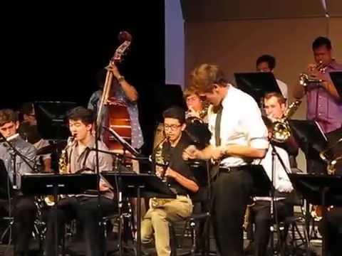 Maria Carrillo Jazz Band featuring Bo Waltz