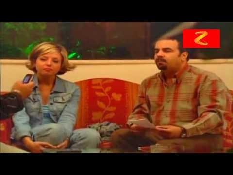 الممثلة اللبنانية هند باز بين زياد و رضوان     الله يعينها