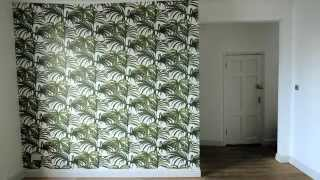 HOUSE OF HACKNEY - How to hang wallpaper FULL Version