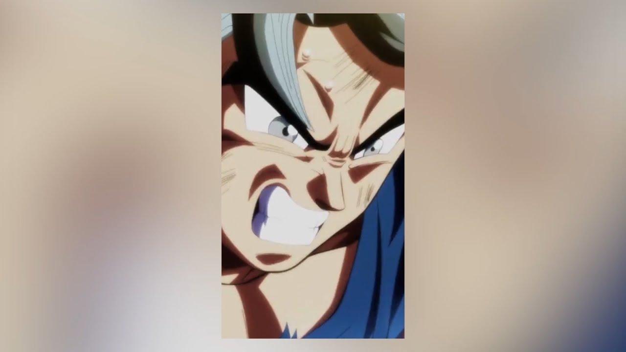 Ultra Instinct Migatte No Gokui Goku New Form Animated Wallpaper