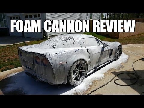 Pacific Hydrostar Electric Pressure Washer & Foam Cannon Review