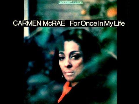 Carmen McRae - The Look of Love