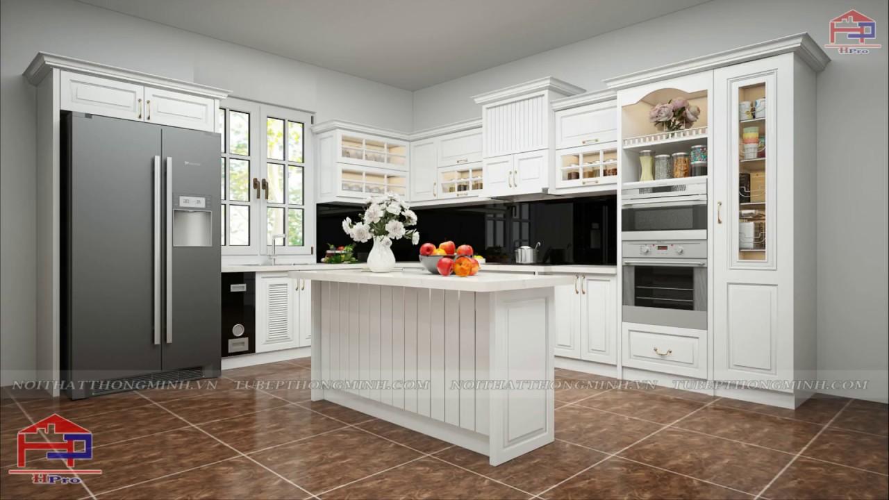 Các kiểu nhà bếp hiện đại đẹp đến siêu lòng- Ai ai cũng muốn sở hữu