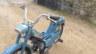 motobecane mobylette modifier