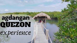 QUEZON PROVINCE EXPERIENCE   Agdangan, Quezon