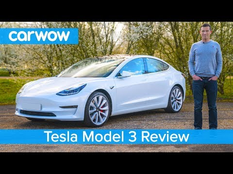 Tesla Model 3 In-depth Review - See Why It's The Best Electric Car In The World!