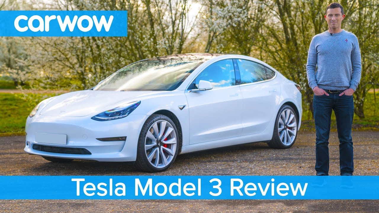 Tesla Model 3 In Depth Review See Why It S The Best Electric Car In The World Youtube