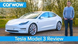 Download Video Tesla Model 3 in-depth review - see why it's the best electric car in the world! MP3 3GP MP4
