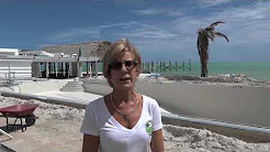April Tracy, Owner of the Cabana Club on Key Colony Beach due to reopen the December 1, 2017 Weekend