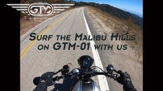 Ride GTM-01 - Custom Moto Guzzi built by GT MotoCycles®