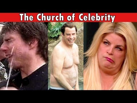 """Church"" of Scientology ~~The Religion of Celebrities, REALLY ?"