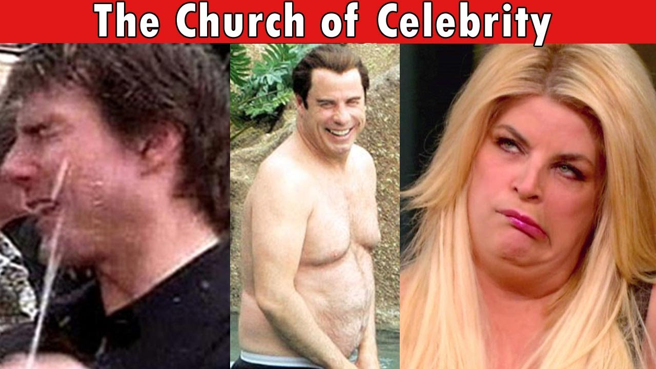 What is scientology? What celebrities are scientologists?