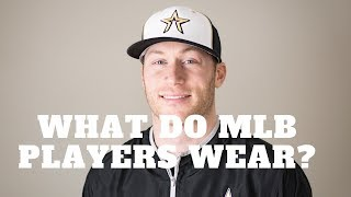 What MLB Players Wear Under Their Jersey